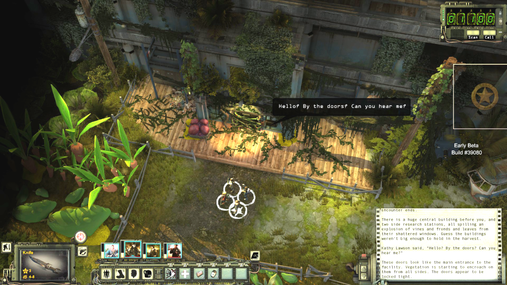 The AG Center in Wasteland 2