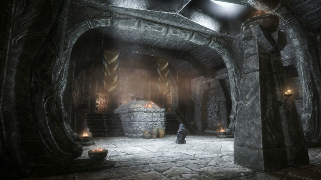 Skyrim - Without ELFX