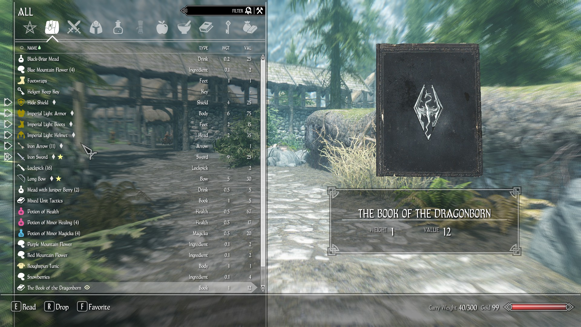 Skyrim Mods - Part 2 - Skyrim UI Mods - The TwentySidedBlog