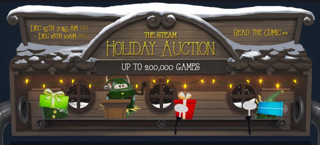 SteamHolidayAuction